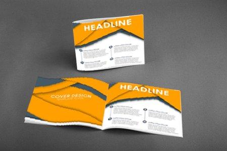Realizzazione brochure aziendale Novara